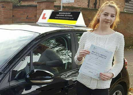 driving schools in Worksop