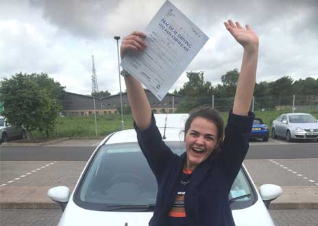 driving instructors in Worksop